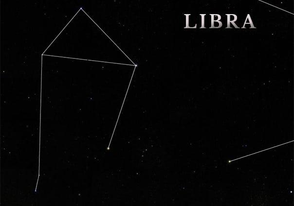 Constelaciones de libra