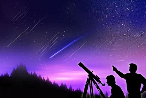 lluvia de meteoritos 33