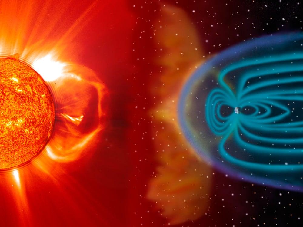 todo sobre los vientos solares