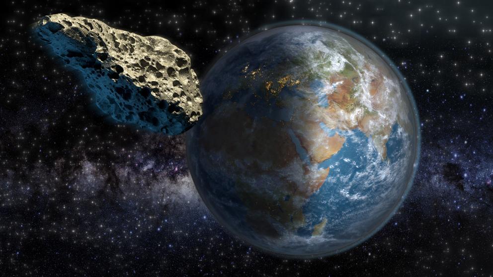 meteorito que pasó cerca de la tierra-2