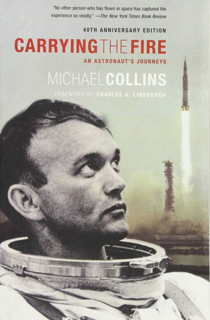 astronauta italiano michael collins