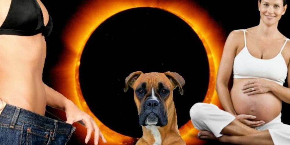 mitos del eclipse solar