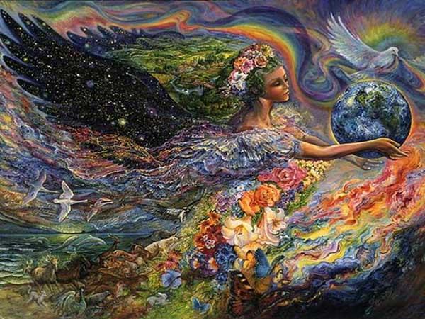 Pachamama y la Cosmología andina