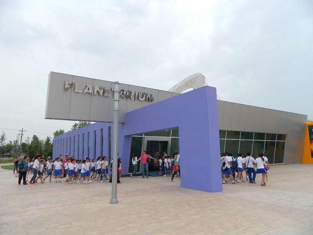 Planetario en Mexico