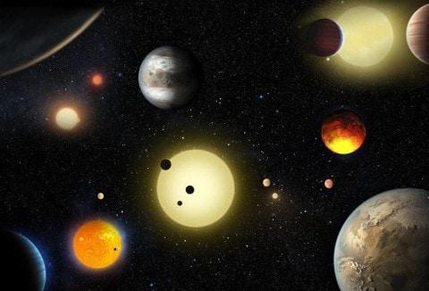 Planetas inferiores