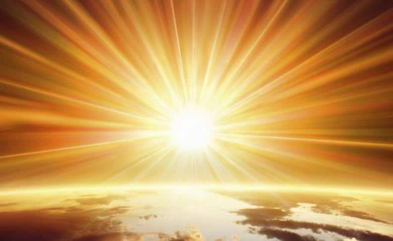 Resultado de imagen de Por qué brillan el Sol