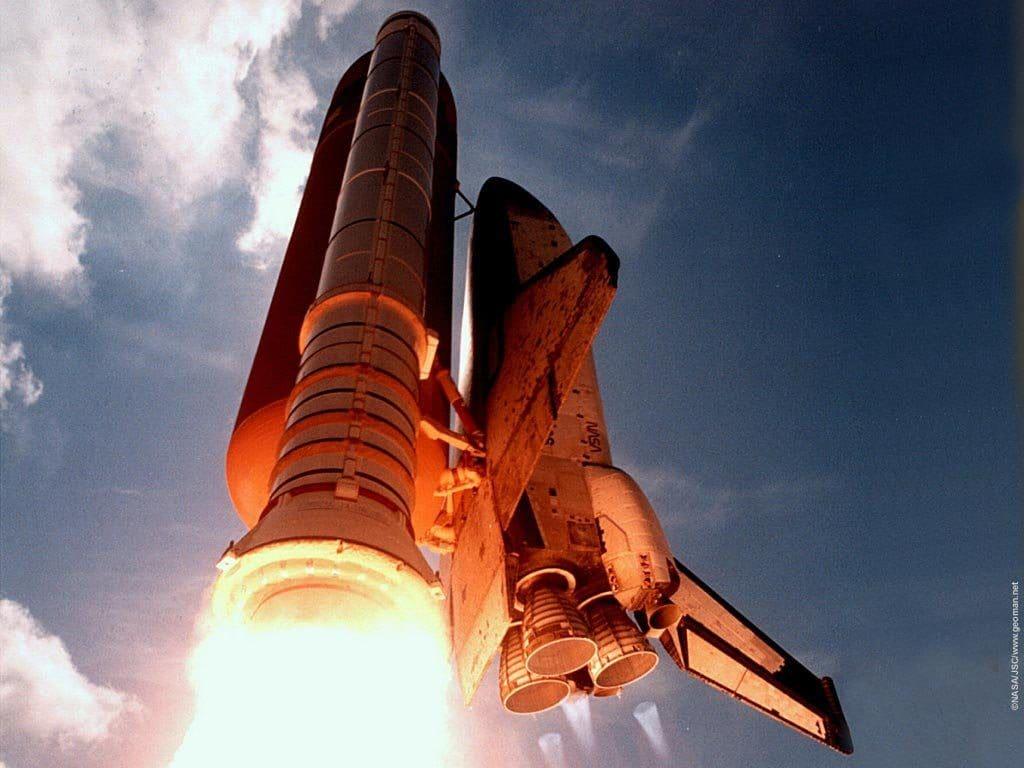 Velocidad Nave espacial