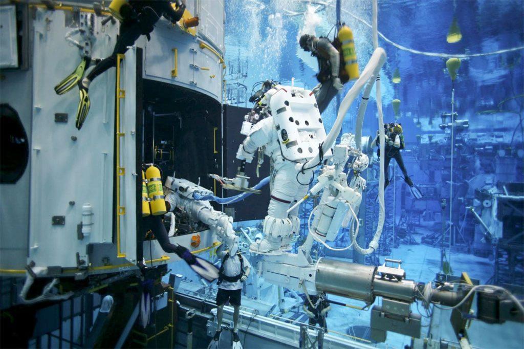 Naves espacial y pruebas