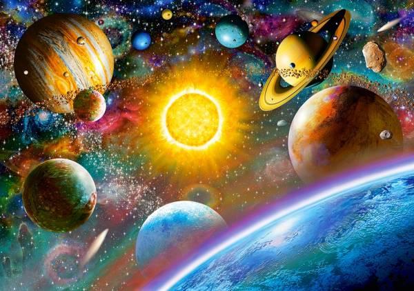 Resultado de imagen de Y surgió el Universo