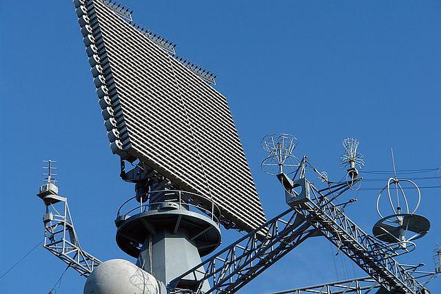 antena radar