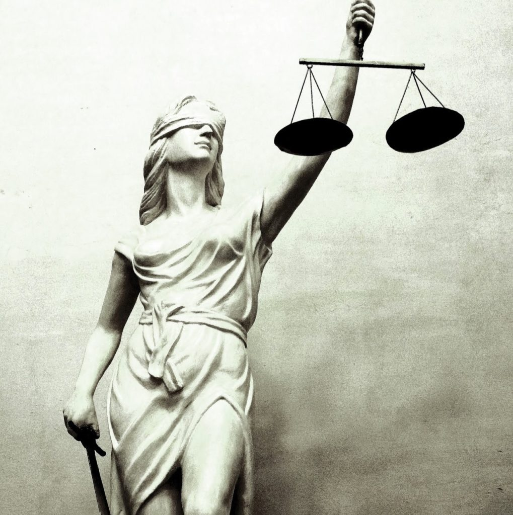 Temis, diosa de la justicia