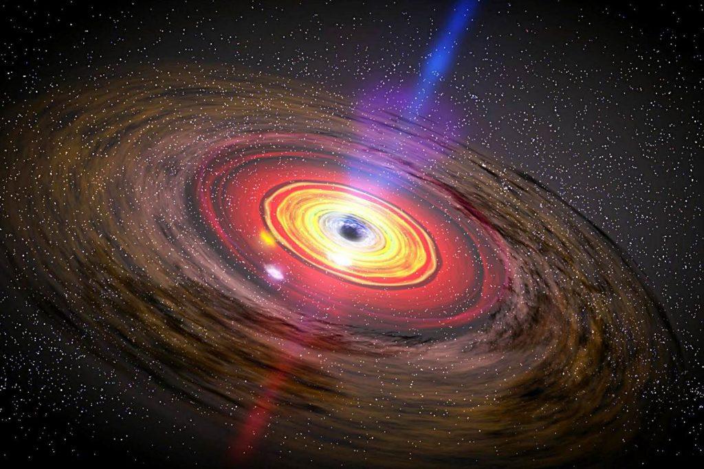 nuevos descubrimientos en el Universo y Materia oscura