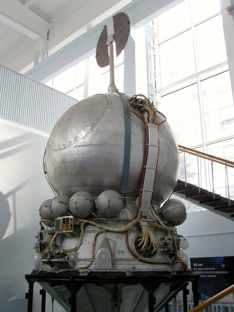 Vostok en museo