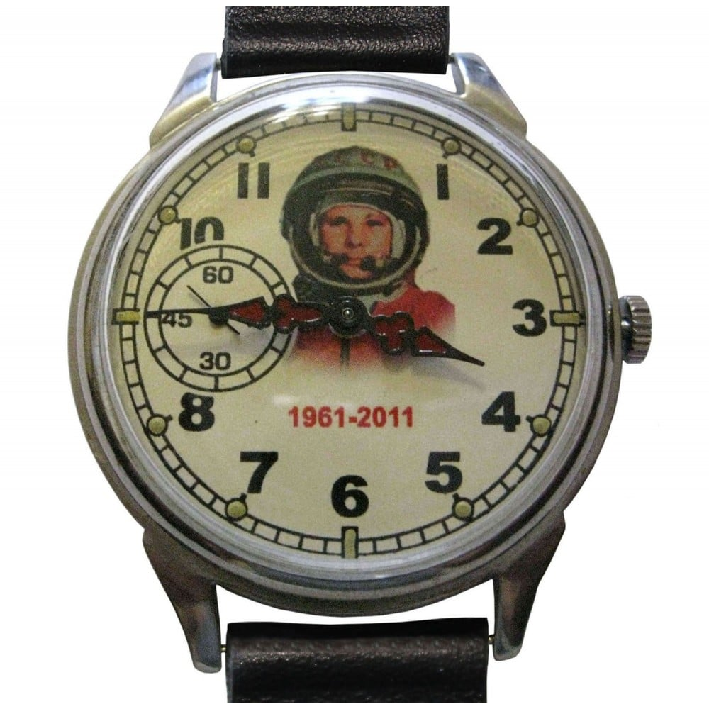 astronauta ruso yuri gargarin