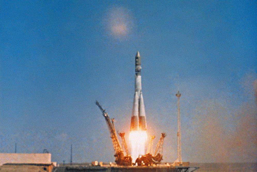 astronauta ruso yuri garagrin
