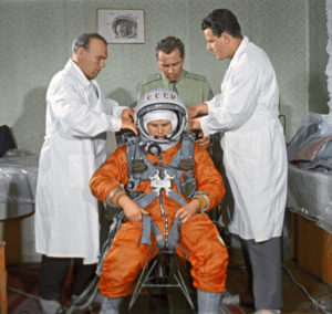 Valentina Tereshkova: Conoce a la primera mujer en ir al espacio