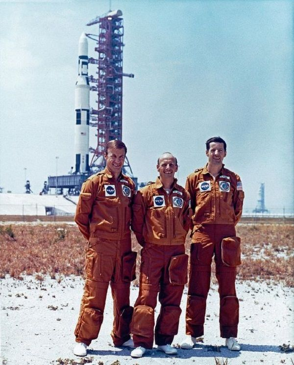 Cabo cañaveral y preparación de astronautas