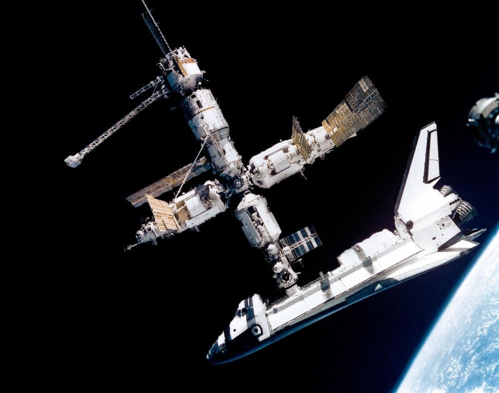 Estación espacial Rusa