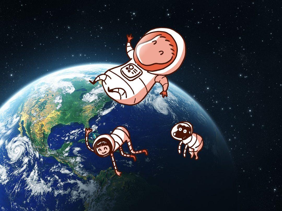 por-que-los-astronautas-flotan3