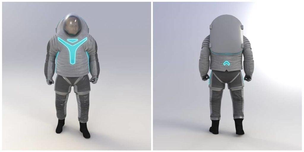 todo sobre el traje espacial