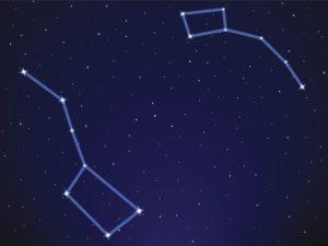 ¿Conoces la Constelación de la Osa Menor? Descubrela Aquí