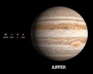Conozca cuáles son los principales Satélites de Júpiter y todo sobre ellos