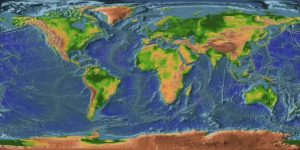 Relieve Terrestre: Definición, Características, Formación y Tipos