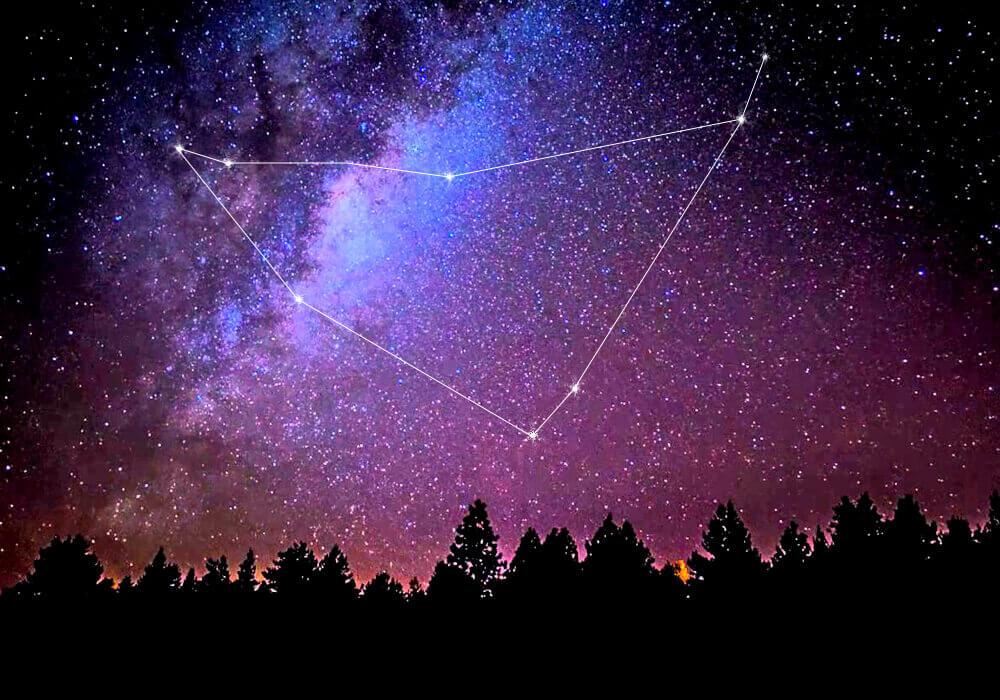 Constelación de Capricornio