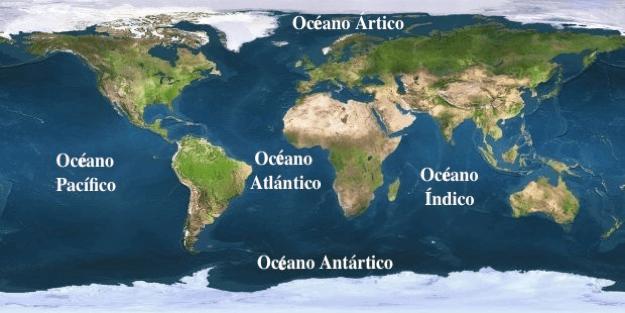 Relieve Oceánico