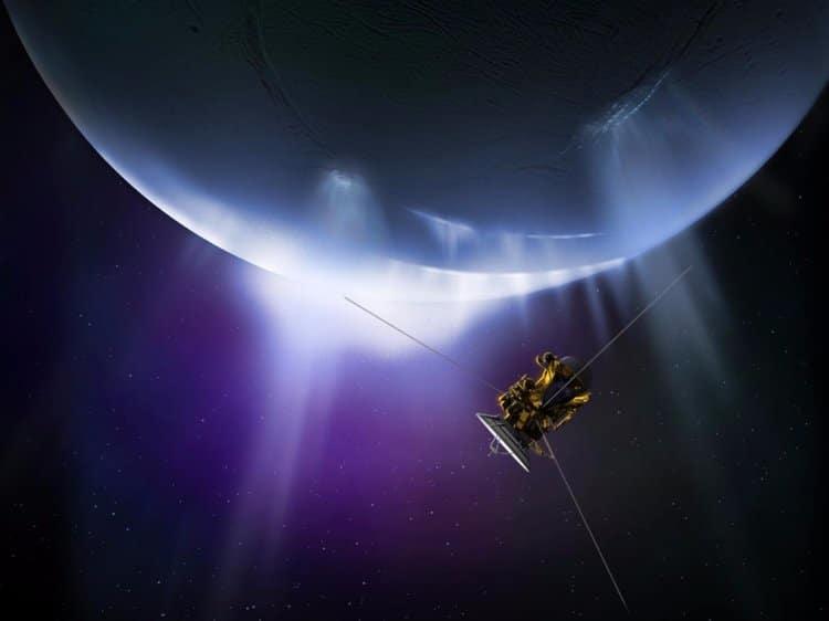 Satelites de Saturno