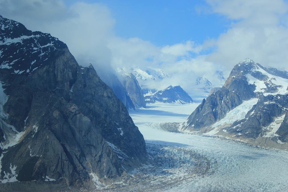 glaciar y mas