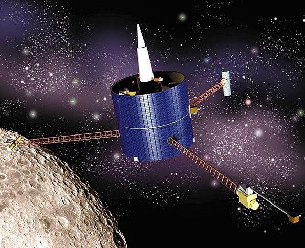 misiones espaciales