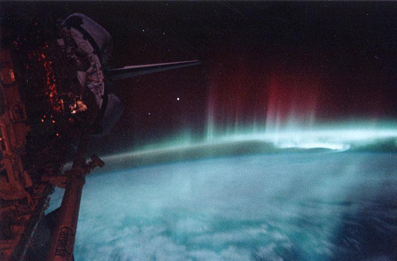 clima espacial