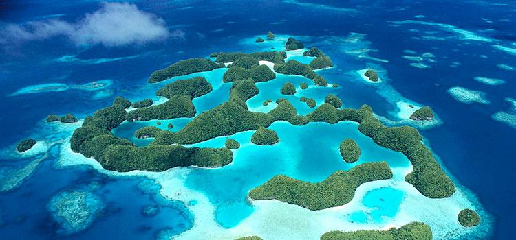 Continente Oceania
