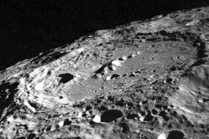 ¿Conoces los Cráteres de la Luna?