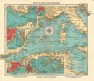 Mar Mediterráneo: Historia, Ubicación, Características y Mucho Más