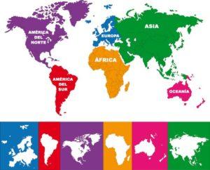 Continente Asiático: Historia, Características, Paises, y Mucho Más