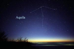 ¿Conoces la Constelación Aquila?