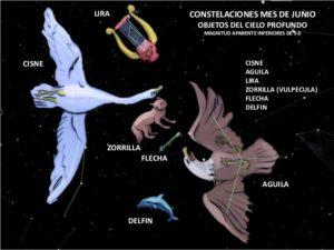 ¿Conoces la Constelación Aquila? Descubre Sobre Ella Aquí