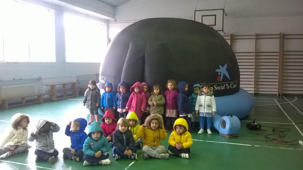 Planetario Móvil Aprende Todo Sobre Esta Actividad