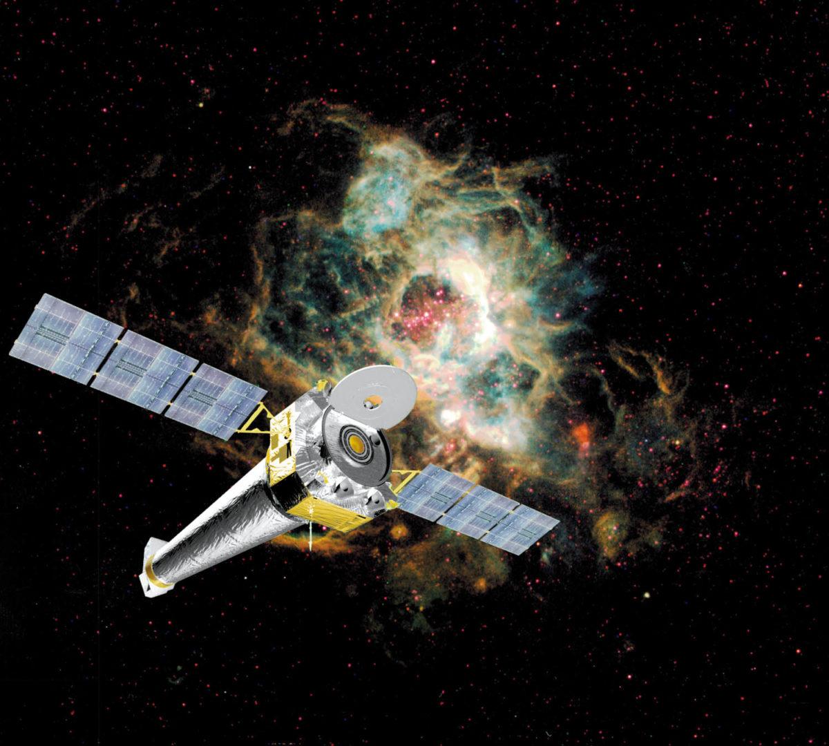ASTRONOMÍA DE RAYOS X