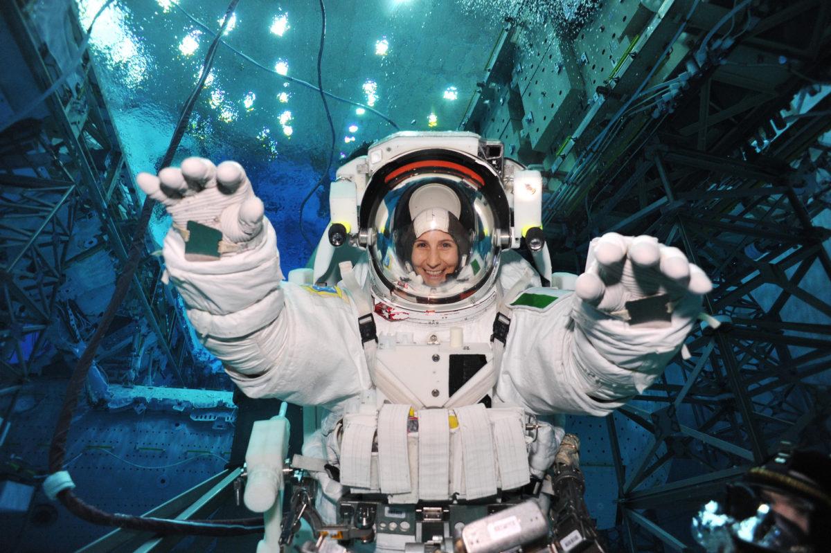 Curiosidades del entrenamiento espacial