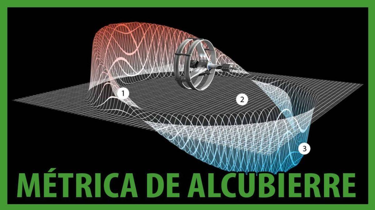 MÉTRICA DE ALCUBIERRE