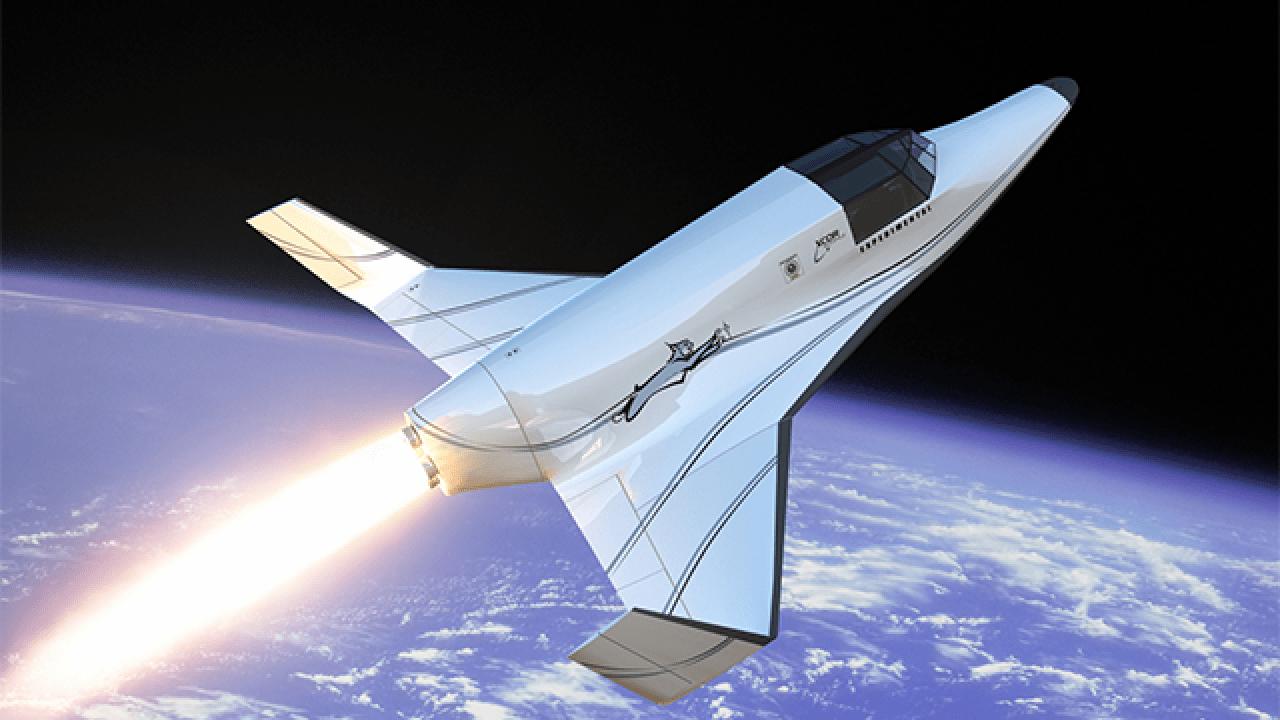 turismo espacial