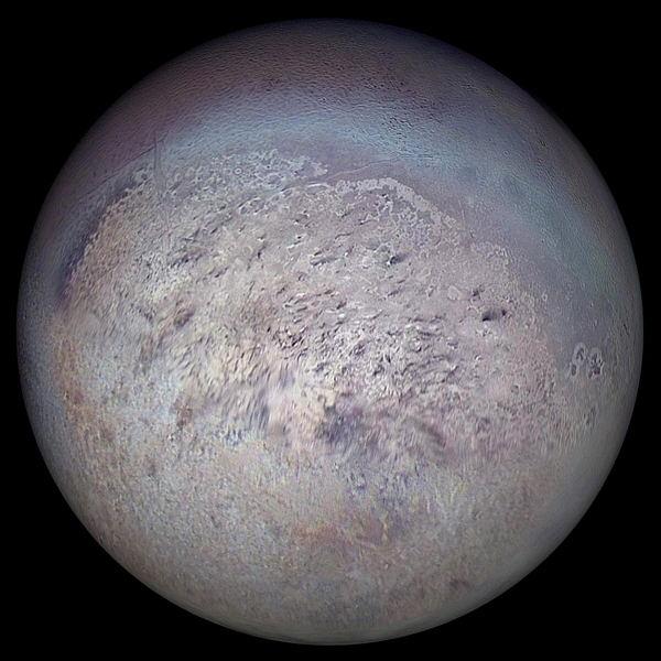 Satélite Tritón