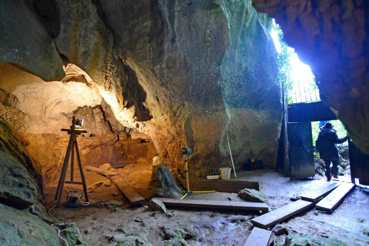 Cueva de Praileaitz