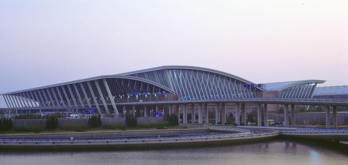 AEROPUERTO INTERNACIONAL SHANGHÁI PUDONG