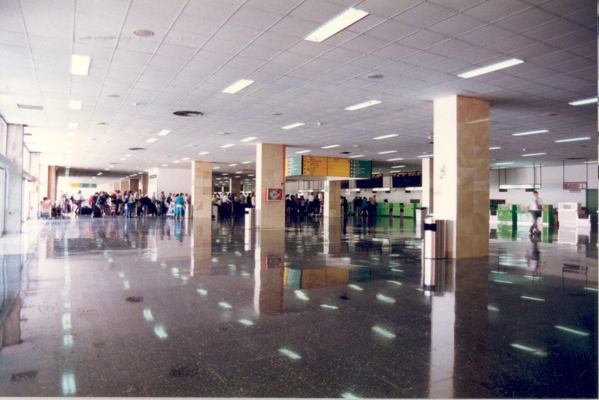 Aeropuerto de Palma de Mallora
